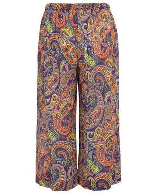 Pantalon de plage motif paisley ETRO