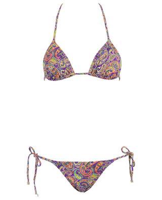Paisley printed bikini ETRO