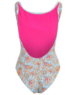 Paisley printed one piece swimsuit ETRO