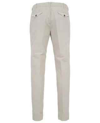 Pantalon slim en toile Verve INCOTEX