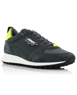 Materialmix-Sneakers New Runner Hiking DSQUARED2