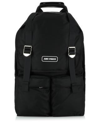Rucksack aus Nylon Ami Paris AMI