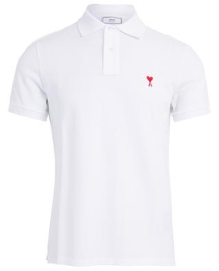 Poloshirt aus Baumwoll-Piqué Ami de Coeur AMI