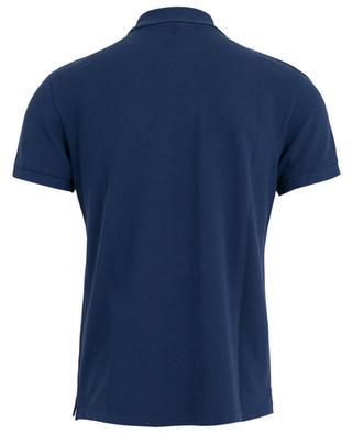 Ami de Coeur piqué cotton polo shirt AMI