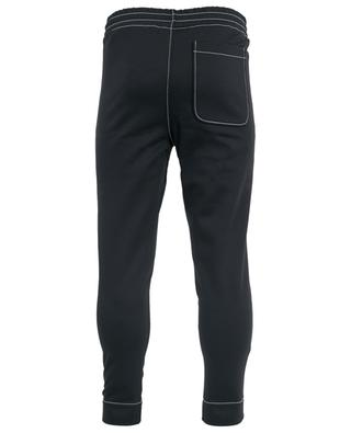 Jogging trousers with zippers AMI