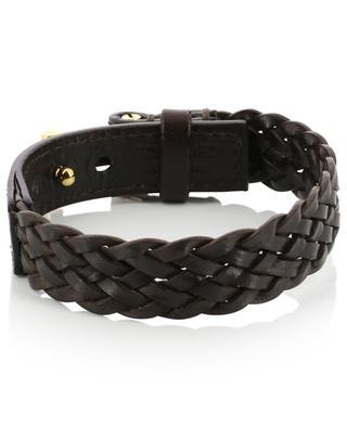 Braided leather bracelet TOM FORD