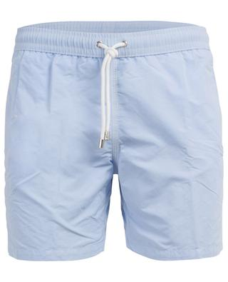Monochrome micro fiber swim shorts HARTFORD