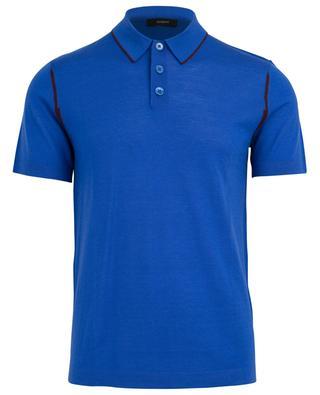 Merino wool polo shirt JOSEPH