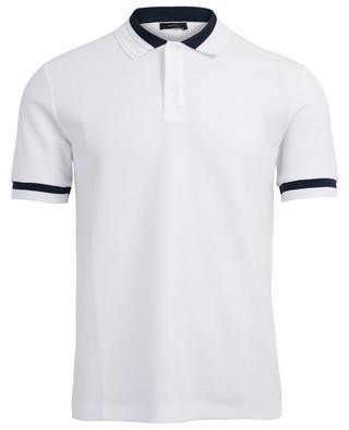 Piqué cotton polo shirt JOSEPH