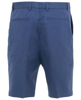 Cotton and linen blend Bermuda shorts JOSEPH