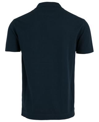 Plain cotton polo shirt DONDUP