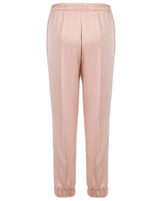 Satin jogging trousers TWINSET