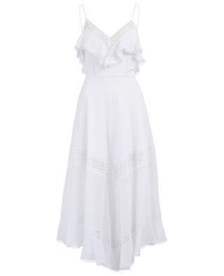 Langes Kleid aus Baumwolle und Sabine CHARO RIUZ IBIZA