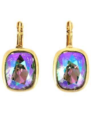 Boucles d'oreilles ornées de cristaux Mix 15 POGGI