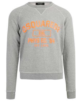 Sweat-shirt imprimé avant DSQUARED2