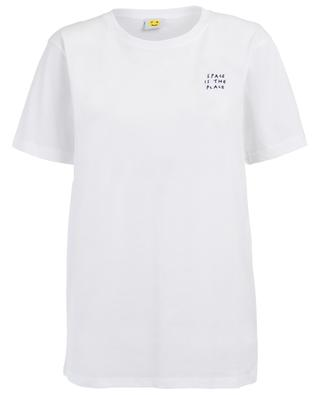 T-shirt en coton Space is the Place YEAH RIGHT NYC