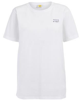T-shirt en coton Yeah Right YEAH RIGHT NYC