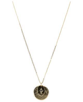 Lange Halskette aus goldenem Metall L'Éclat LOVELY DAY