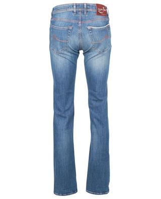 Baumwollmix-Jeans mit Ziernähten J622 Limited COMF JACOB COHEN