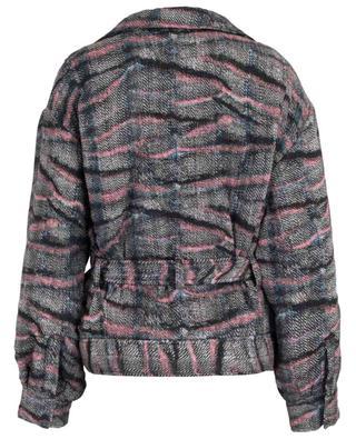 Blouson oversize effet tweed Enthuse IRO