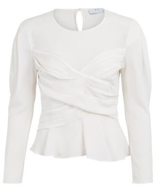 Scene pleated blouse IRO