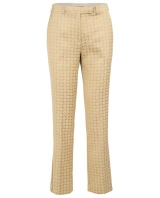 Satin straight trousers ETRO