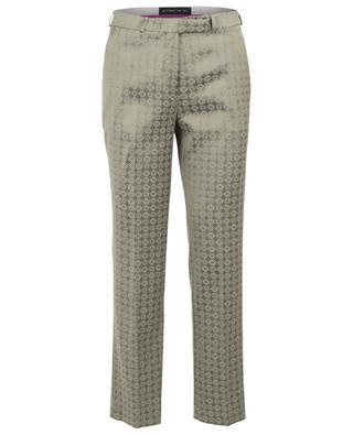 Pantalon droit en satin ETRO