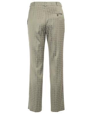 Satin straight trousers ETRO