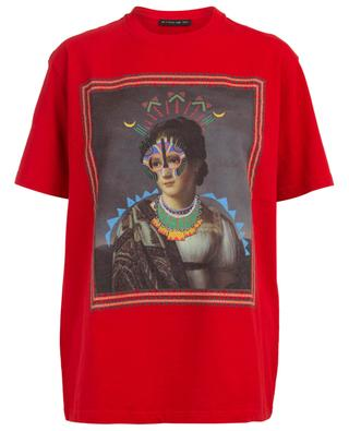 Bedrucktes T-Shirt aus Baumwolle ETRO