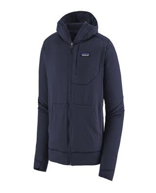 Sweat-shirt à capuche polaire R1® Full-Zip Hoody PATAGONIA