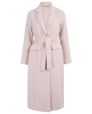 Mantel aus Woll-, Alpaka- und Mohairmix VINCE