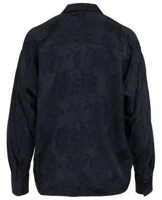 Bluse aus Jacquard VINCE