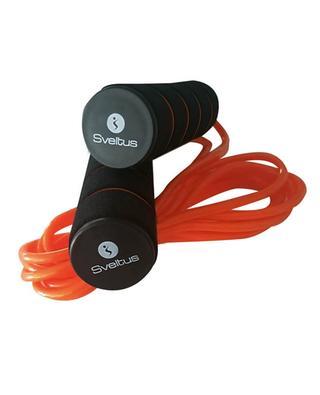 PVC-Springseil mit Zusatzgewichten SVELTUS