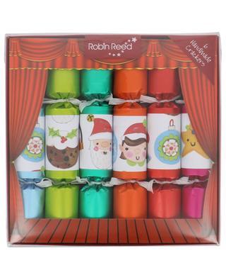 Crackers de Noël Puppets ROBIN REED