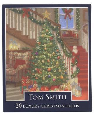 Boîte de 20 cartes de Noël MYEXPATSHOP