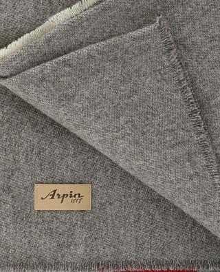 Plaid en laine Alpin ARPIN