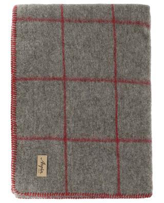Vadret wool plaid ARPIN