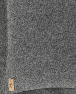 Coussin en laine Erosion ARPIN