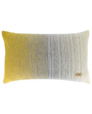 Piemont rectangular wool cushion ARPIN
