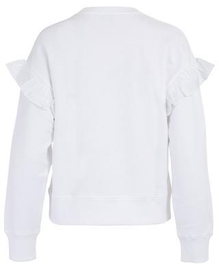 Tiger Comfort Ruffle embroidered sweatshirt KENZO