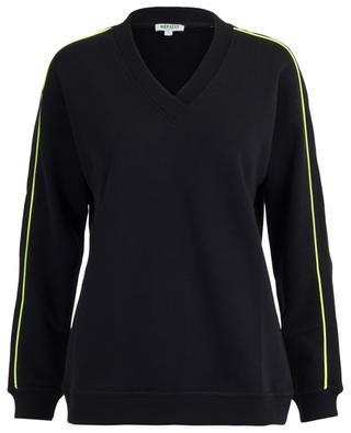 Sweatshirt mit V-Ausschnitt New Kenzo Sport KENZO