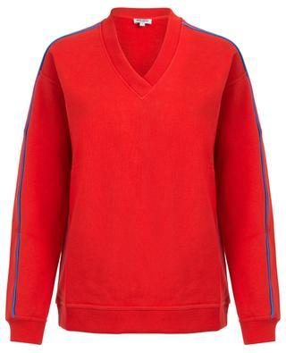 New Kenzo Sport V-neck sweatshirt KENZO