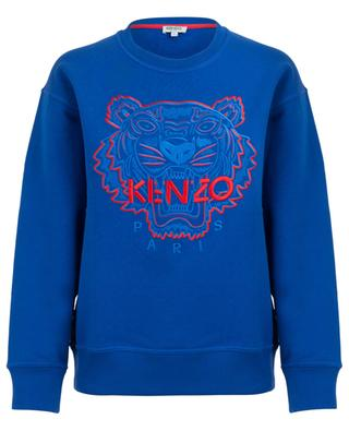 Sweat-shirt brodé Bicolor Tiger Comfort KENZO
