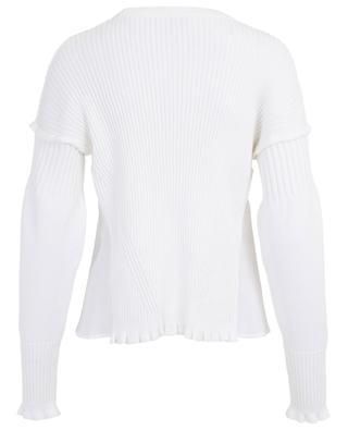 Cotton blend knit jumper KENZO