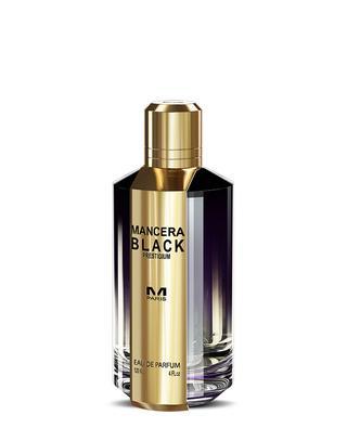 120 Black Prestigium eau de parfum MANCERA