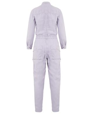 Lashay lyocell and linen jumpsuit ISABEL MARANT
