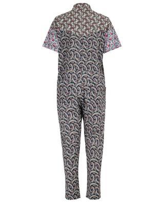 Lindsie cotton jumpsuit ISABEL MARANT