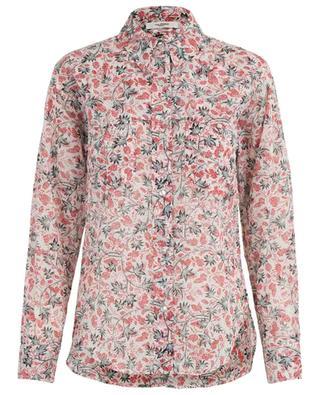 Emelina floral cotton veil shirt ISABEL MARANT