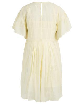Robe brodée en coton Annaelle ISABEL MARANT