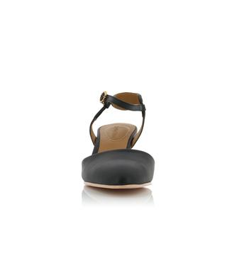 Leather sandals with small heel SEE BY CHLOE